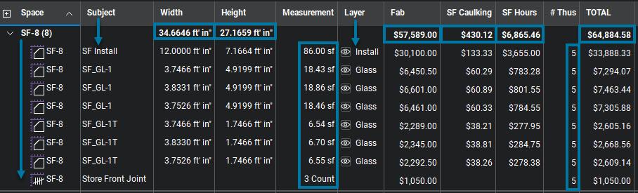 Custom columns for estimating assemblies in Bluebeam Revu - Bluebeam Training - Advanced Estimating